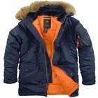 Американские куртки Аляска Alpha Industries Inc от официального дилера в Украине