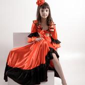 Красивый костюм цыганки, испанки, костюм цыганка прокат Киев