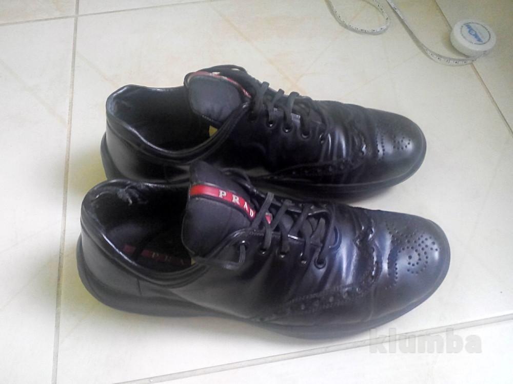 Мужские туфли- кроссовки фото №1