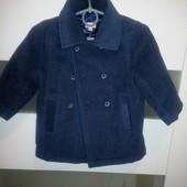 Моднявое пальто Moyoy на малыша на рост 68-74см