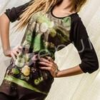 Платье с 3d принтом Gepur (туника)