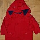 80 - 86 см Обалдено яркая курточка ветровка штурмовка мальчику