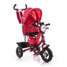Трехколесный велосипед Azimut Lambortrike AIR с фарой красный (BC 17B (AIR) Fara красный)