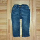 9-12 мес.(74-80)George джинсы