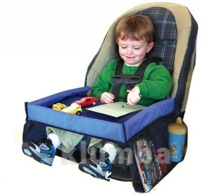 Универсальный столик для автокресла play snack tray фото №1