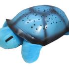 Музыкальный ночник черепаха, проектор ночного неба