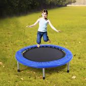 Батут для занятия спортом, гимнастикой, фитнессом, аэробикой