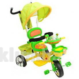 Детский трехколесный велосипед b29 акция  фото №1