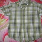 летняя фирменная рубашка  на 6-8 лет