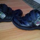 Кожаные кроссовки Сlarks, стелька 19 см
