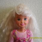 кукла Скиппер винтажная, младшая сестрёнка Барби Barbie Mattel, шарнирная.