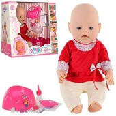 Кукла пупс Baby Born, Беби борн, бейби бон, берн, лялька 8001-5