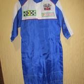 Карнавальный костюм гонщика тачки M&S 2-4г