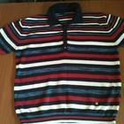 мужская тёплая тениска поло