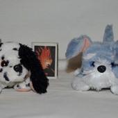 Собачка песик щенок интерактивный Hasbro Fur Real Friends Хасбро