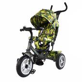 Новинка весны! Детский трехколесный велосипед Tilly Trike T-351 -8. цена актуальна