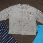 Продам, куртку, для мальчика, 2 шт футболки, в подарок
