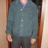 Мужская вельветовая куртка