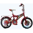 Детский двухколесный велосипед Mustang Angry Birds 12-18 дюймов