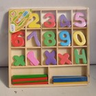 Деревянная игрушка Набор первоклассника MD 0020.