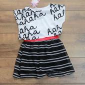 Платье для девочек 4-8 лет.038