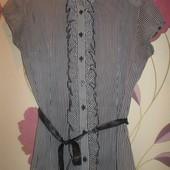 блуза шифон Oggi Размер: S, M, пог 41