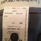 брюки классика от Armani