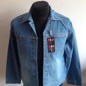 Пиджак куртка джинсовый мужской 44-52р