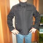 черная демисезонная куртка отличного качества