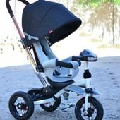 азимут велосипед коляска сrosser т350 eсo кроссер Т350 ЭКО с фарой