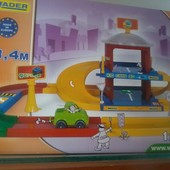 гараж Wader Kid Car 3D 2 етажа (3,4 м) 53020