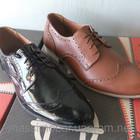 туфли мужские классика натуральная кожа цвета Код: 257\3
