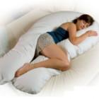 Подушка для беременных U maxi  340 35 см  наволочка в комплекте