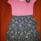Платье Next  для девочки 10 лет, рост 140 см