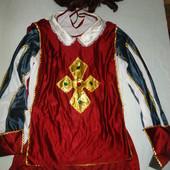 Карнавальный мужской костюм Граф король размер M-L