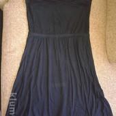Отличное базовое платье бюстье от H&M без бретелей