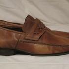 Очень нетривиальные туфли Burton. Англия. 42 р.