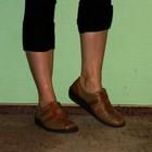 Туфли мокасины Hotter- концепция комфорта 39-40 Кожа