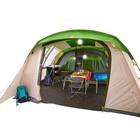 Палатка t5.2xl, двухкомнатная, пятиместная 8 м2 Quechua.