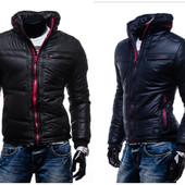 Мужская зимняя стеганная куртка Extreme