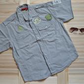 Рубашка 140 размер (9-10 лет)