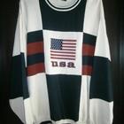 USA светлый акриловый свитер Lр из сша эксклюзив