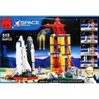 Конструктор «Космическая станция» Brick 515