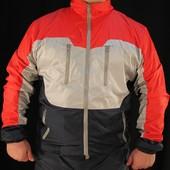 Мужской спортивный костюм из плащевки