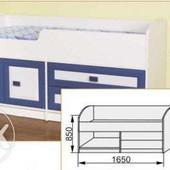 Детская кровать Твинс 3 практически новая