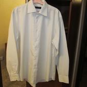 Продам мужскую рубашку большого размера XL 43-44(наш 54-56)