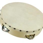 Классический музыкальный инструмент – тамбурин