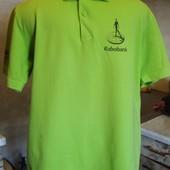тенниска футболка салатовая Tricorp Размер S 80%котон, 20%полиэстер