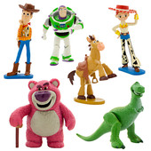 Игровой набор фигурок История игрушек