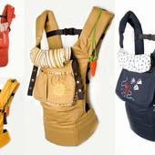 Эргономичный рюкзак переноска  для детей